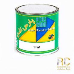 رنگ روغنی مشکی پارس اشن کد 1440